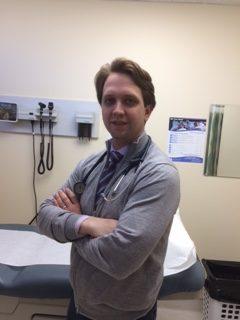 Dr. Richard Brian Lindenschmidt MD C.C.F.P